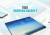 Test Samsung Galaxy F