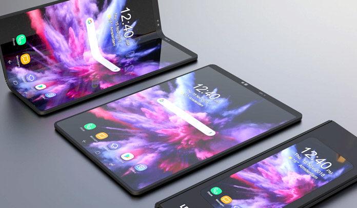 Samsung galaxy F details