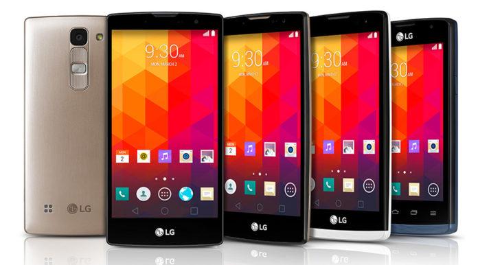 smartphones LG 2019