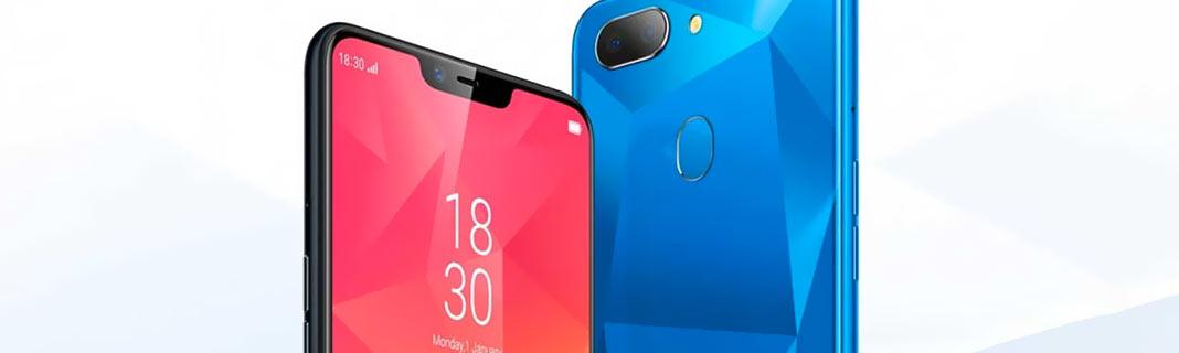 Smartphones Oppo