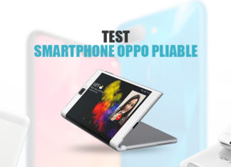 Test Oppo Pliable