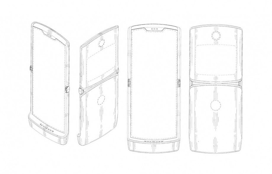 Motorola RAZR brevets 2019